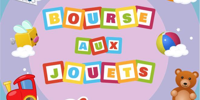 Bourse Aux Jouets Mairie De Verberie