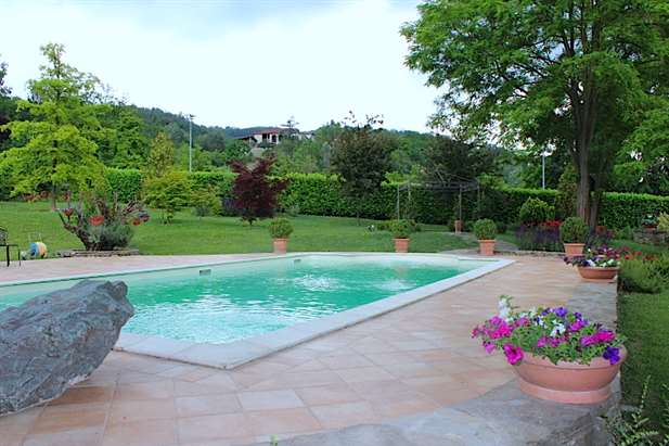 Vendita Villa Con Piscina E Parco Alessandria Piemonte