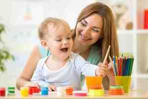 ANNULÉ // Atelier parent-enfant @ Salle de jeux les Diablotins