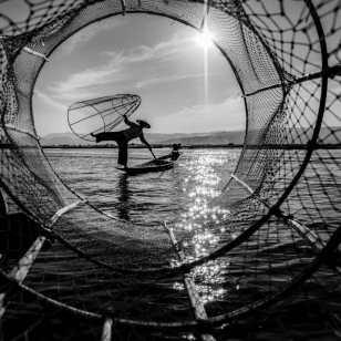 Laurent Chaput - Pêche Birmane