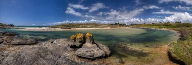 Mireille T. La Baleine lagon breton