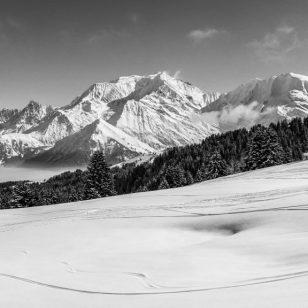 Cécile Mailhos - Majestueux Mont Blanc