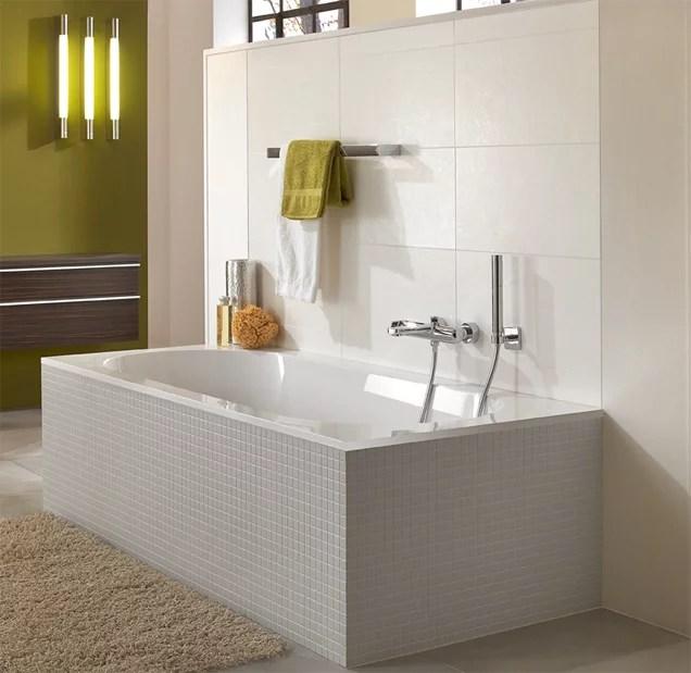 Small Bathroom With Bathtub Designs Ideas Villeroy Boch