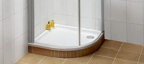 receveurs de douche qualite de la