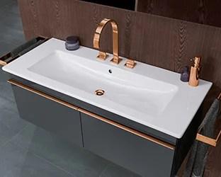 bathroom sinks from villeroy boch