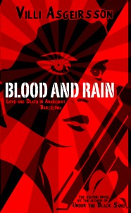 Blood and Rain - front cover