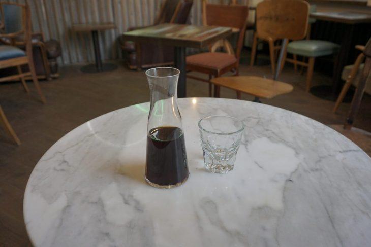 Brewed Coffee at Elska cafe in Vilnius