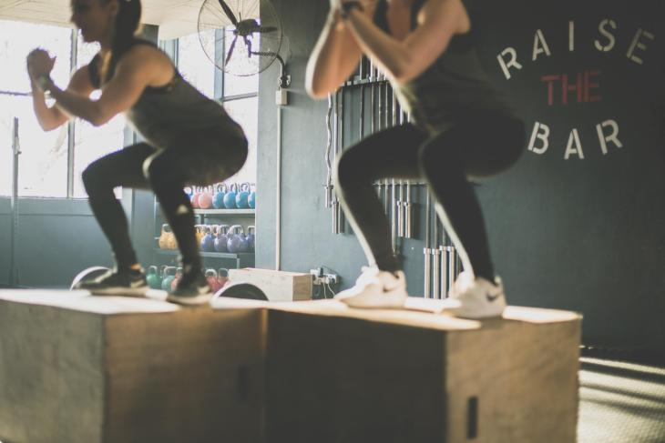 what are the best gyms in Vilnius for a workout
