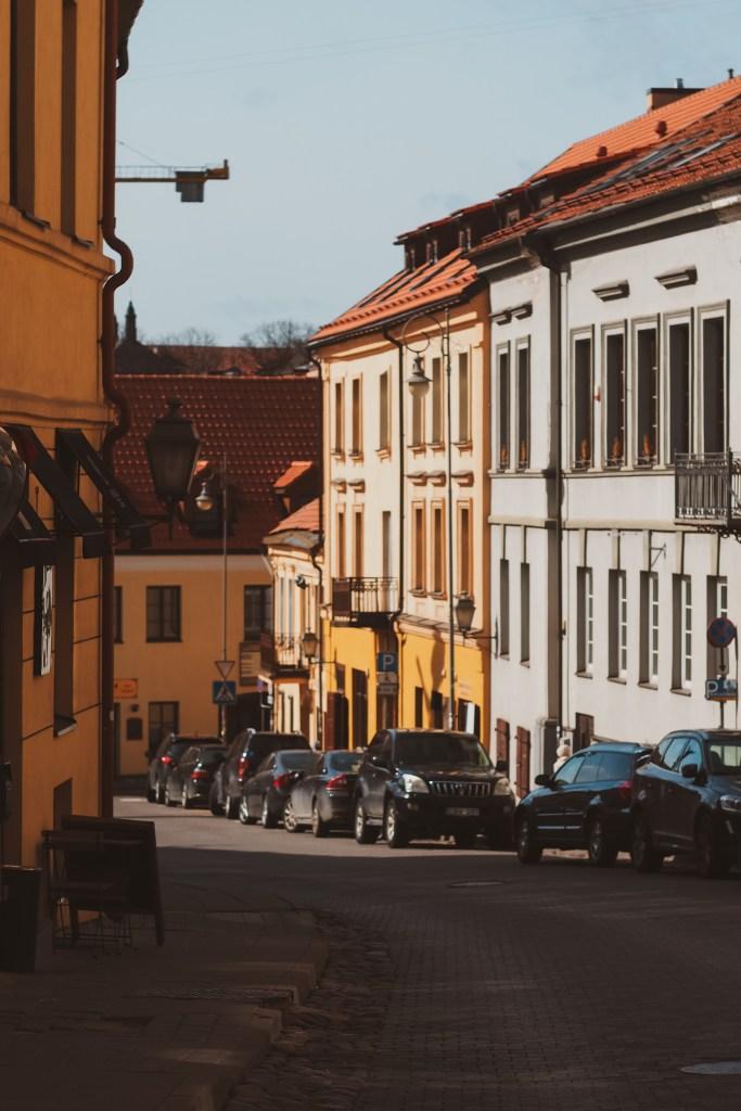 Uzupis in Vilnius