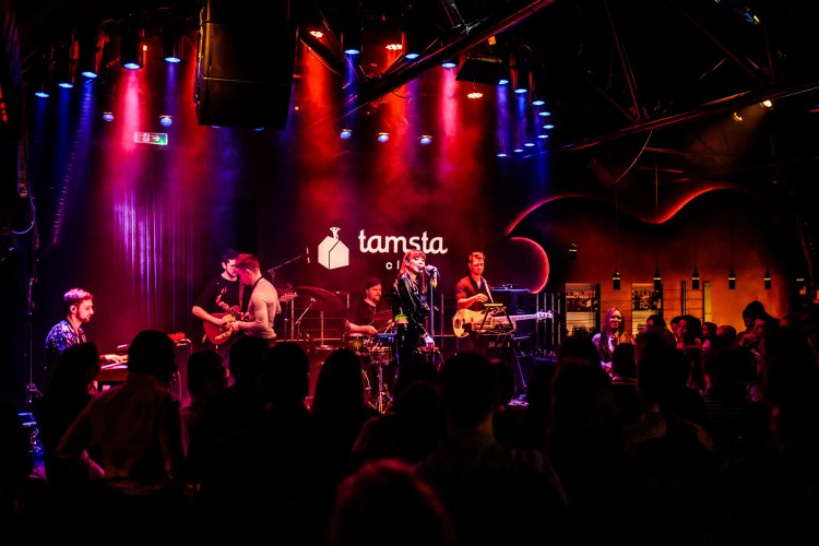 Saules kliosas concert at Tamsta