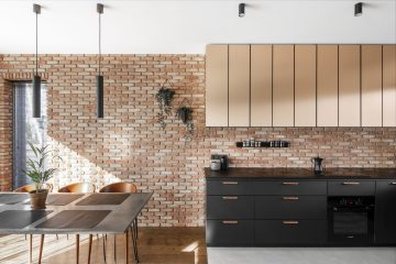 kitchen furniture by a Lithuanian company