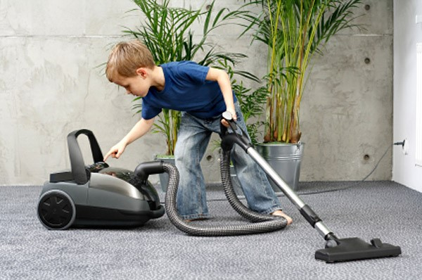Chore Motivations for Kids -cleaning