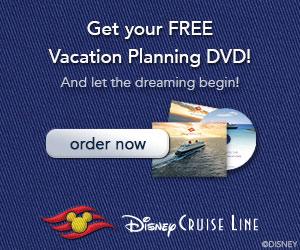 Disney Cruise Line PLanning Tool