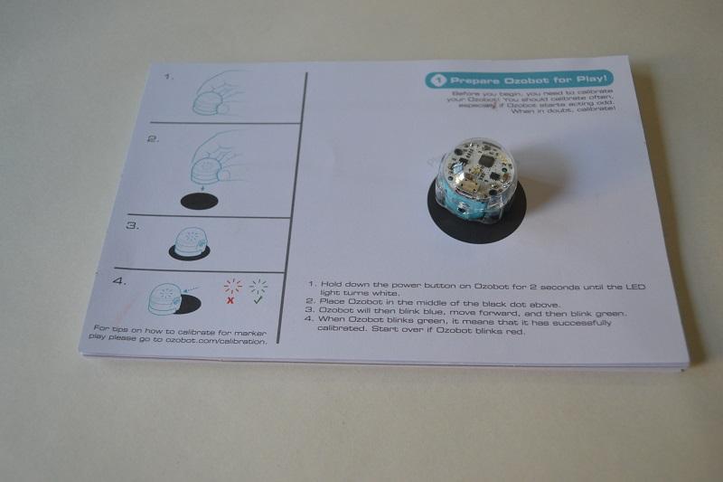 Ozobot A Tiny Programmable Robot (9)