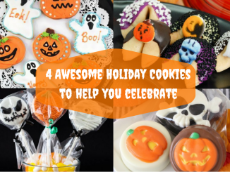 4 Awesome Holiday Cookies to help you celebrate