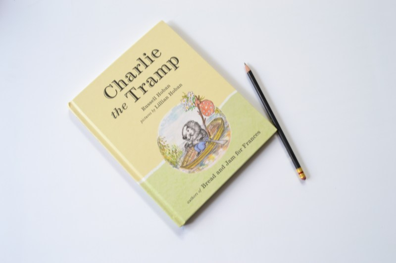 Charlie The Tramp Children's Story Book