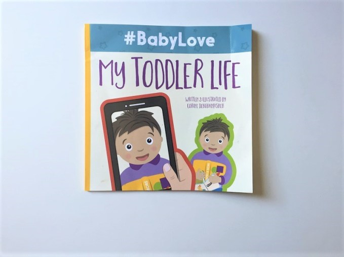 #BabyLove: My Toddler Life Children's Book Review