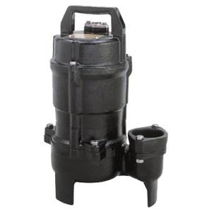 Bomba sumergible agua residual TSURUMI