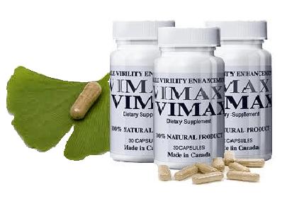 Vimax pills -  Zväčšenie penisu