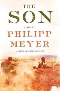 Philipp Meyer's The Son is one of our favorite autumn reads