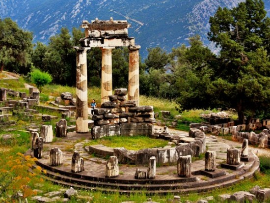 delphi is an underrated travel spot