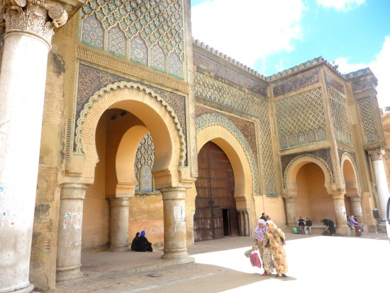 Meknes is an underrated travel spot
