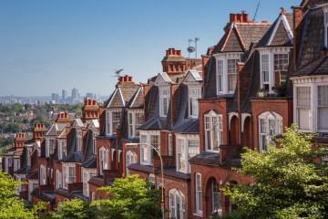 Terraced Buildings