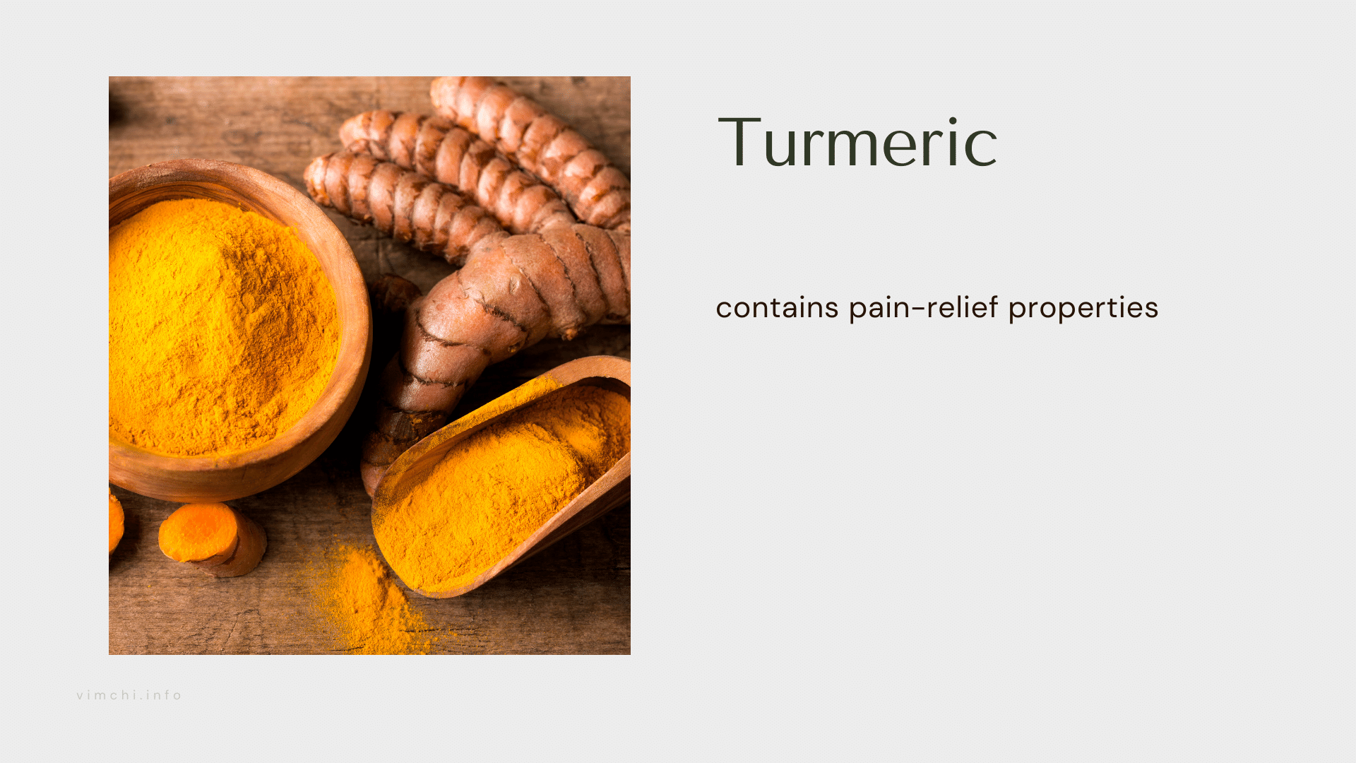 turmeric as natural alternative to tramadol