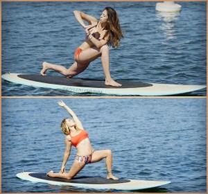 Bliss Paddle Yoga