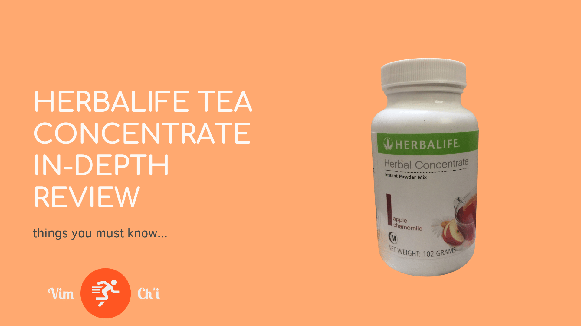 herbalife tea concentrate review