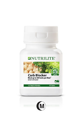 Slim Down Carb Blocker - Nutrilite Carb Blocker