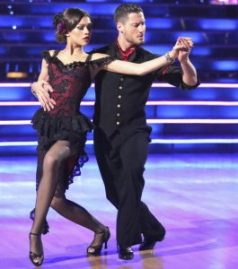 Dancing with the Stars on Being Healthy