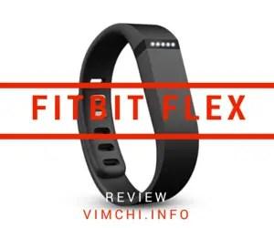 Fitbit Flex Fitness Tracker Review