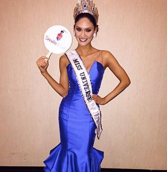 Miss Universe Organisation and Smile Train Forged Partnership