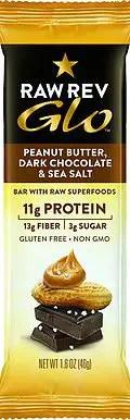 protein bar raw rev