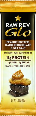 protein bar raw rev