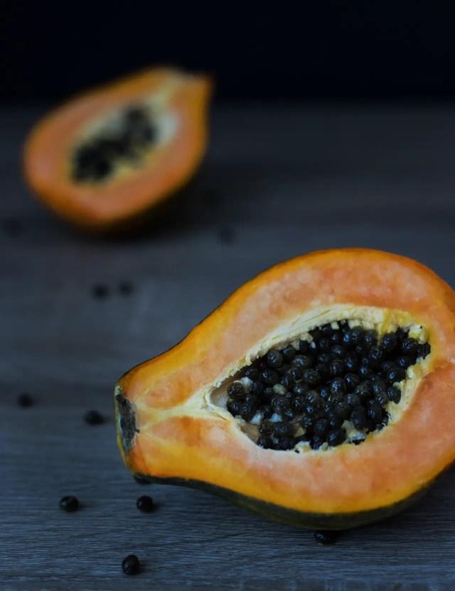 Papaya Flat Belly Food