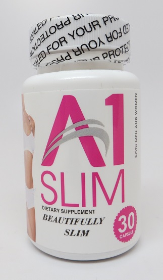 A1 Slim Contains Banned Ingredients That Could Raise Blood Pressure