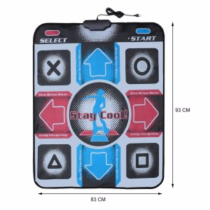achieve weight loss goals with new dance mat pad