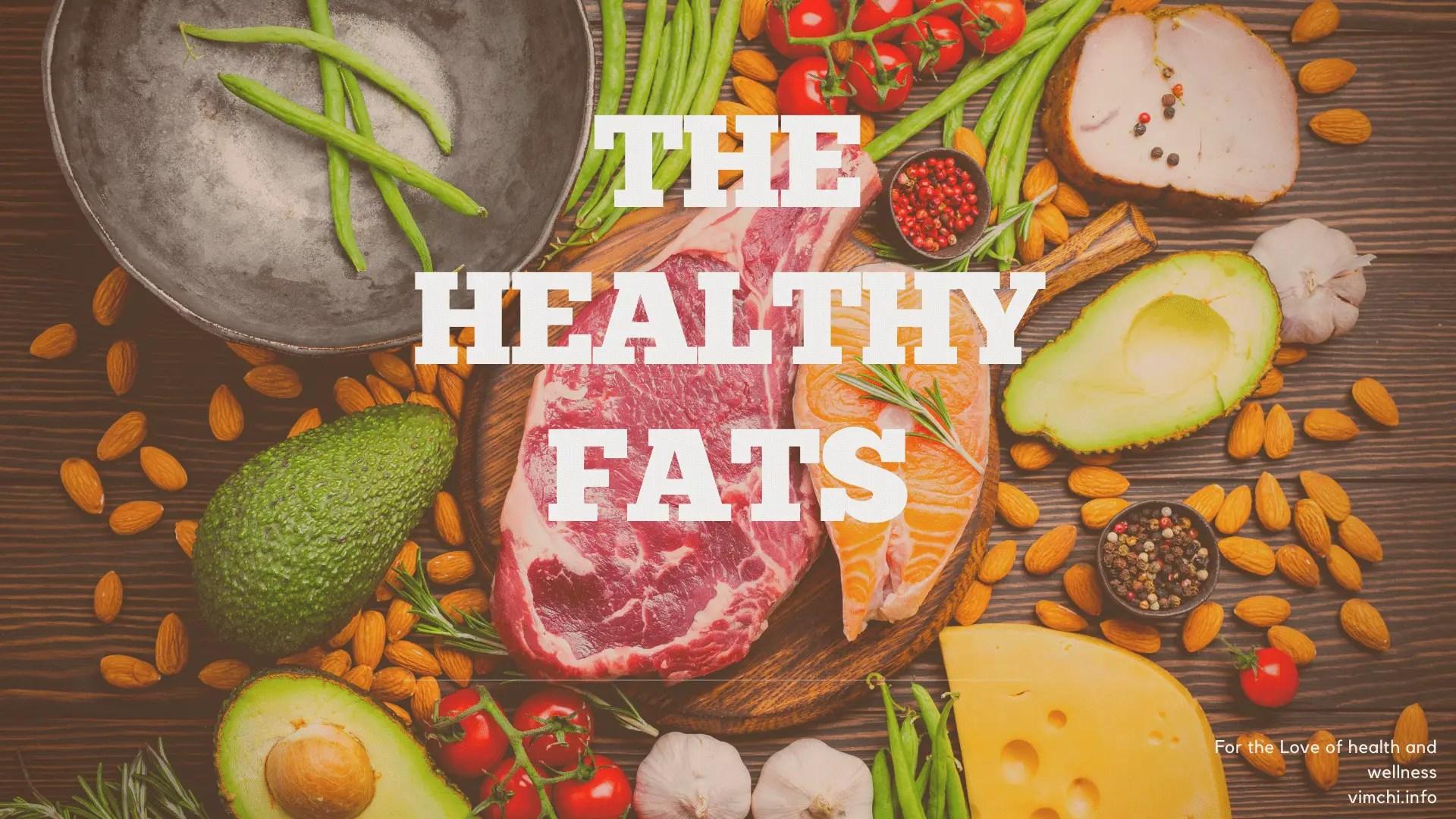 keto diet healthy fats