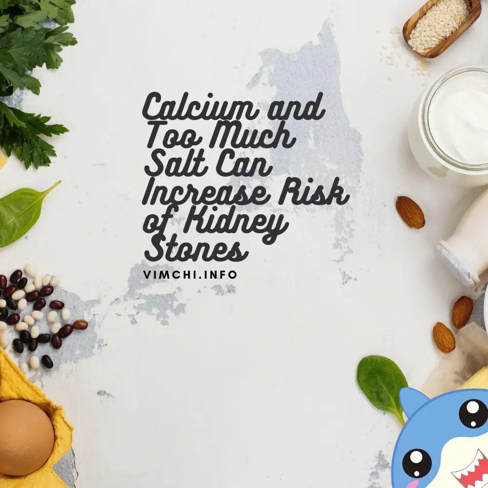 Will Herbal Tea Cause Kidney Stones -- too much calcium
