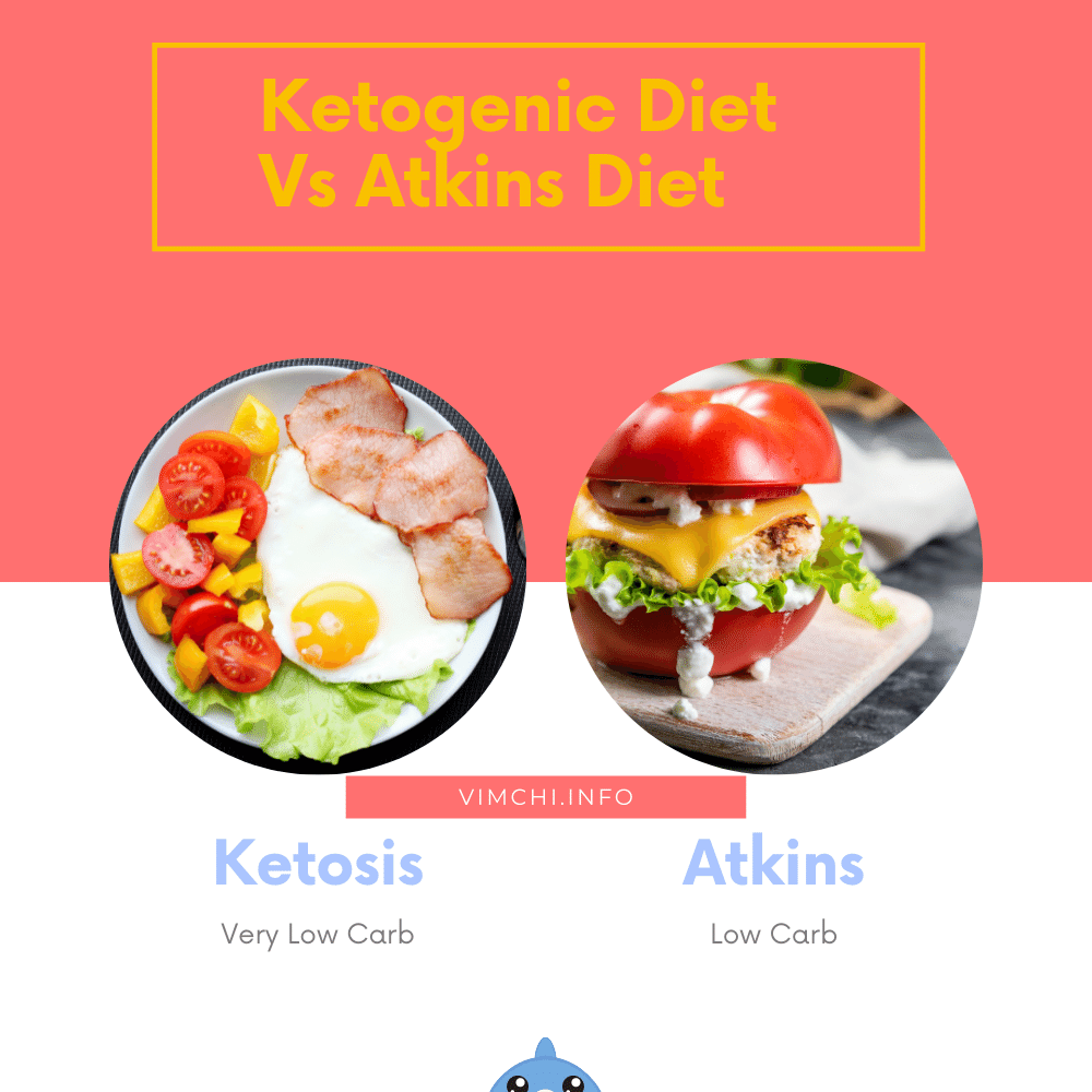 Is Ketosis Diet the Same as the Atkins Diet