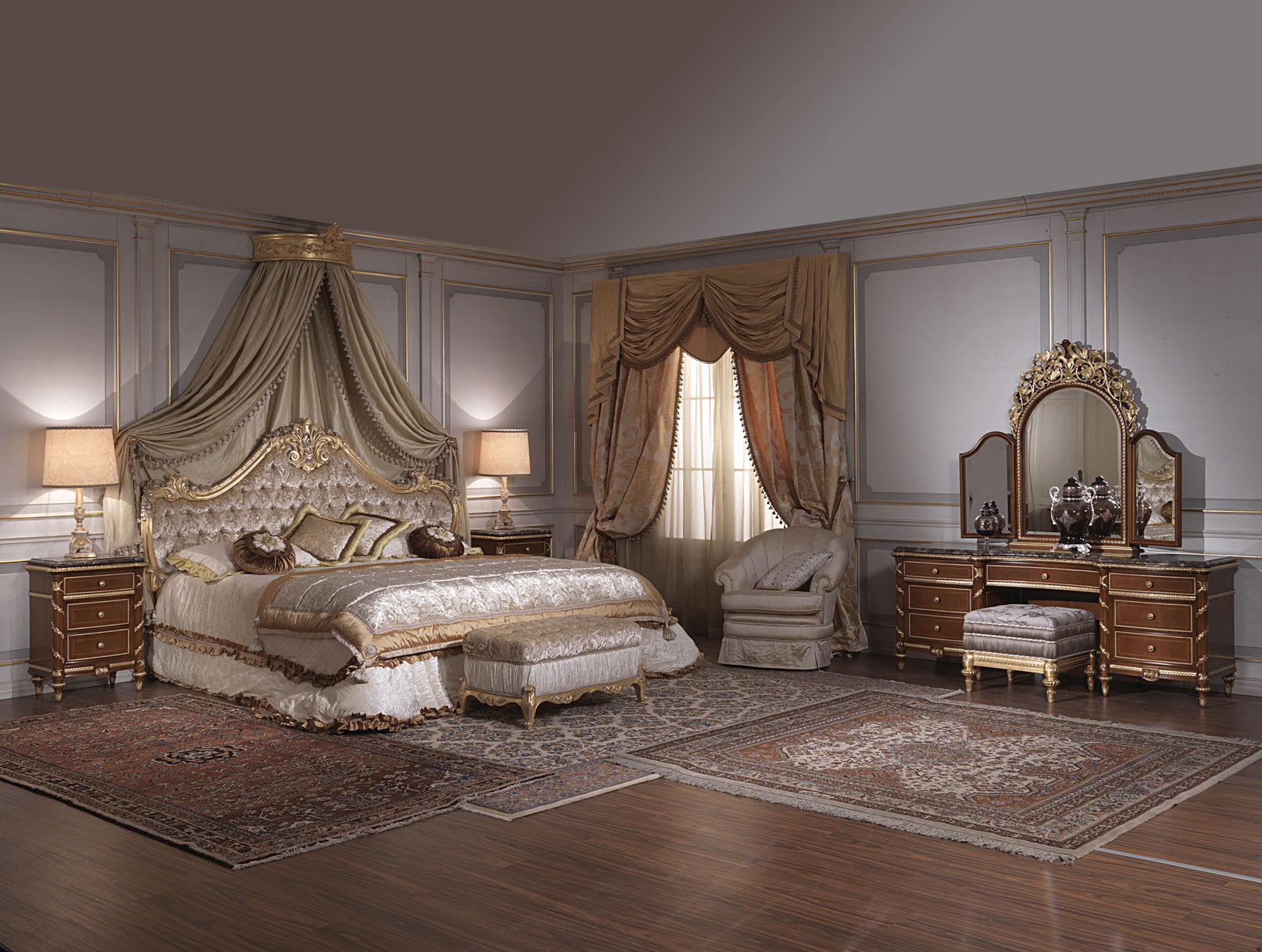 Image Result For Chambre Style Baroque