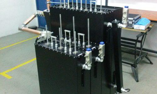 TPX Híbrido Zcte tetracavidade + SP tricavidades 2+1+1 KW