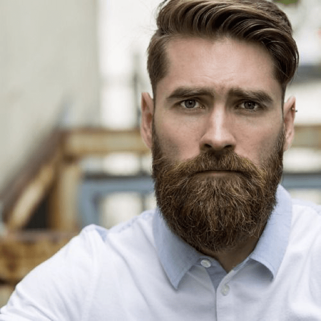 Top 10 For Growing A Beard Jeff Buoncristiano