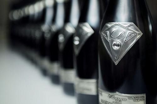 Gout de diamants 2013 le Champagne le plus cher du monde