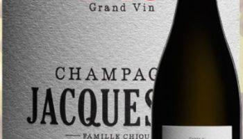 Dégustation du Champagne Jacquesson 'Cuvée 740' Extra Brut