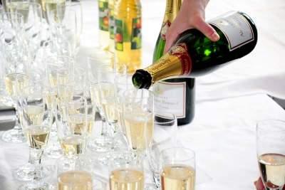 Combien de calorie dans le Champagne