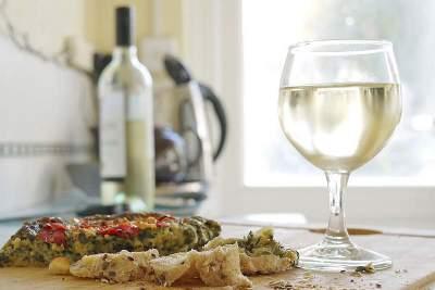 Combien de calorie dans le vin blanc