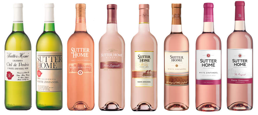 Vins américains Sutter Home